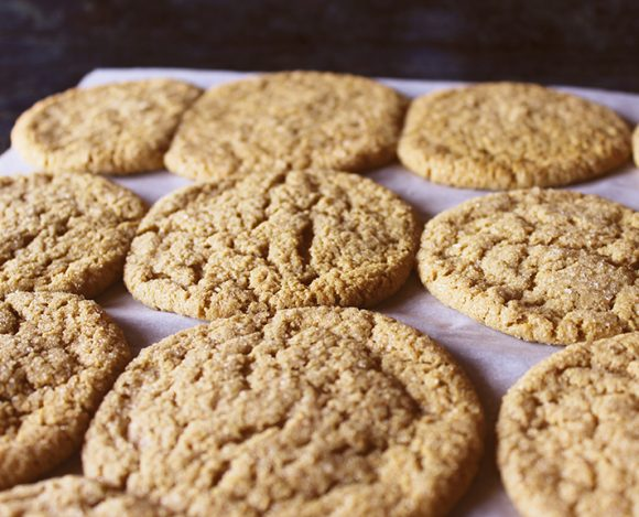 Organic Maple Cookies - OrganicallyMade.com