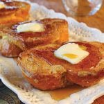 Pancake Batter Cinnamon French Toast