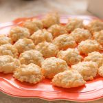 Delicious Coconut Macaroons, baked in just a few minutes.